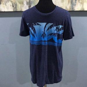 Men's Old Navy soft washed blue t shirt sz s